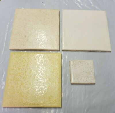 "Lot Of Aztec Tiles 1 Desert 3 4"" And 1 1"" Sample Tiles free shipping"