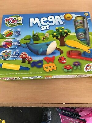 Grafix Dough Tastic Mega Play Dough Sets