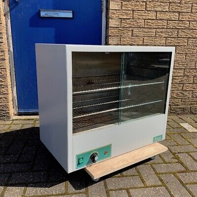 Genlab IWC100 Drying Cabinet 100 Litre Insulated 5cm Access Port 95˚C 2 Shelves