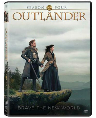 Outlander : Season 4 ( DVD, 5-Disc Set ) Brand New and Sealed Fast Shipping