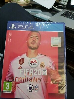 PS4 FIFA 20 Brand New in Box never opened
