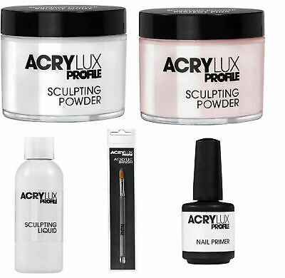 Acrylic Nails Systems - Acrylux Salon Systems Full Range - Nail Extensions