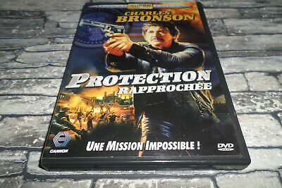 DVD - PROTECTION RAPPROCHEE  /   Charles BRONSON / DVD