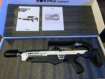 The Boring Company Not-a-Flamethrower Canadian Edition - Original Box- Untouched
