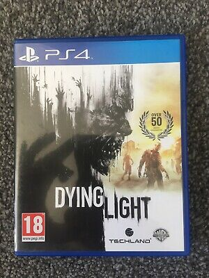 Dying Light on PS4 in VERY GOOD Condition