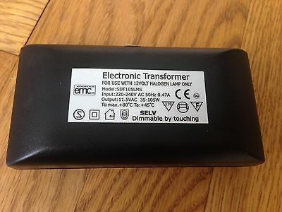 Touchtrafo Transformator SDT105LMS dimmbar Eaglerise Touch Dimmer 35-105W