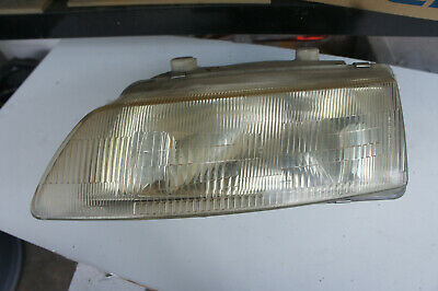 HONDA CRX JDM 88-91 RHD Yellow Foglights EF SI-R Halogens Rare FOG LIGHTS NEW!
