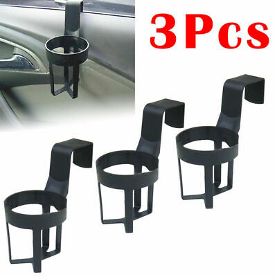 NEW Universal Car Truck Drink Water Cup Bottle Can Holder Door Mount Stand KY