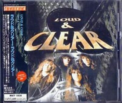 LOUD & CLEAR-s/t (97)  +1   feat.Jess Harnell          Rare AOR CD        JAPAN