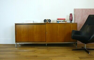 Good 1970s Vintage Mid Century Sideboard by WH Healy High Wycombe
