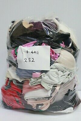 HUGE Job Lot 6.4 KG of Womens BRAS Mixed Sizes and Styles Various Brands - 232