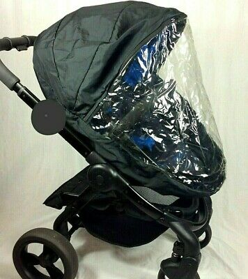 Genuine Quinny Moodd Raincover For Stroller Pushchair **Excellent**