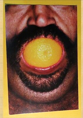 2003 Mardi Gras Promotional Postcard – Careful What You Put In Your Mouth *