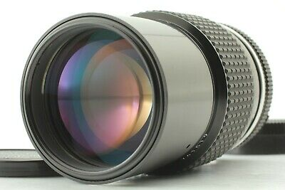 【MINT】 Nikon Nikkor Ai 200mm f/4 Manual Focus Telephoto Lens From Japan #169