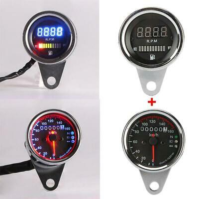 LED Tachometer Fuel Gauge For Honda Shadow Aero Phantom VLX 600 750 1100 New