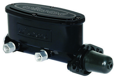 """Wilwood Master Cylinder Black 1"""" Bore Power & Non Power Brakes High Performance"""