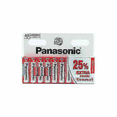 Panasonic 2917 AA Zinc R06R0 Special Power Battery