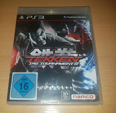 Tekken Tag Tournament 2 PlayStation 3 PS3 deutsch spielbar Neu & OVP