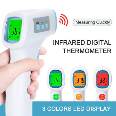 IR Infrared Digital Termometer Non-Contact Baby Adult Body Forehead Thermometer