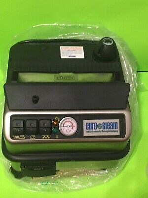 Euro-steam  Commercial Vapor Steam Sanitize  Cleaner 1700 Watts New