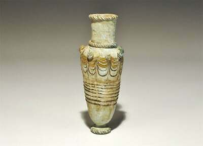 Islamic turquoise mosaic pottery/glass13th century AD or later,  (Persia?).