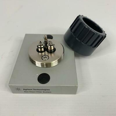 "Agilent CP7980 Gas Clean Connecting Unit 1-Position 1/4"" Filter Holder"