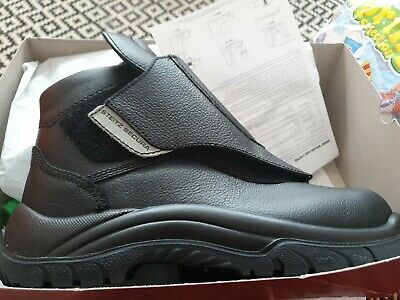 Steitz secura safety boots size 42 / uk 8 no laces