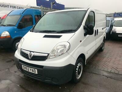 2012 Vauxhall Vivaro 2.0CDTI [115PS] LOVELY CREW VAN DRIVES SUPERB MOTORWAY MILE