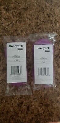 Honeywell North 7580 P100  2 pack (4 filters).