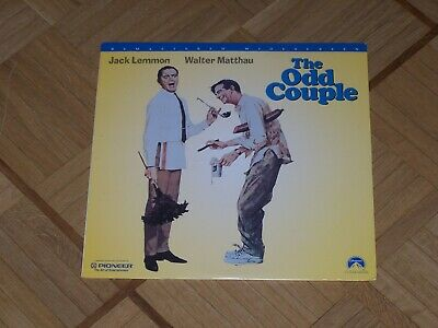 Laserdisc: The Odd Couple
