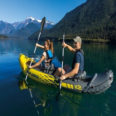 Intex 68307 Canoa Explorer K2 Cm312X91X51