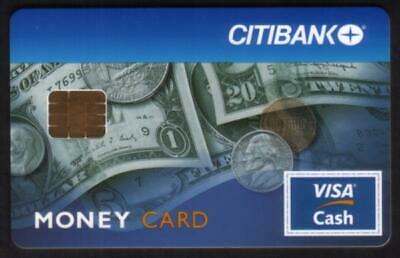 VISA Cash: Reloadable Money Card (Exp 10/31/99) Smart Card