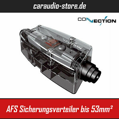 Audison Connection Sonus SFH-11WP - AFS Sicherungshalter bis 53mm²