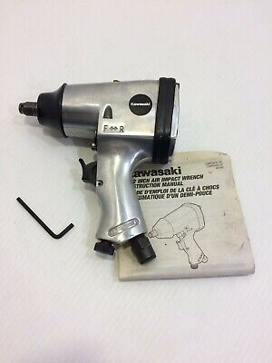"Kawasaki 1/2"" Air Impact Wrench"