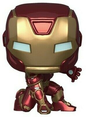 Avengers Game - Iron Man (Stark Tech Suit) - Funko Pop! Marvel (2020, Toy NUEVO)