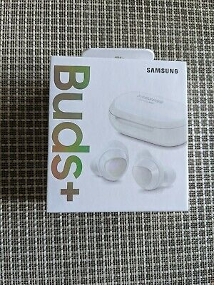 Samsung Galaxy Buds+ or Buds Plus - White (Never Opened). New Condition.