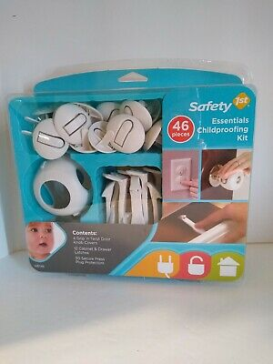 Safety 1st Childproofing Kit 46 Pieces HS145 NEW