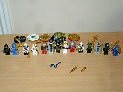 Genuine joblot/bundle  ninjago  Lego Minifigures