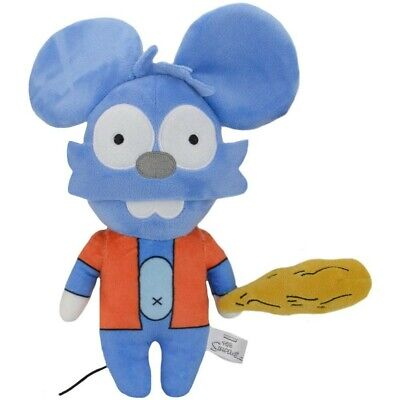 """The Simpsons - Peluche/Plush """"Itchy 18Cm"""""""