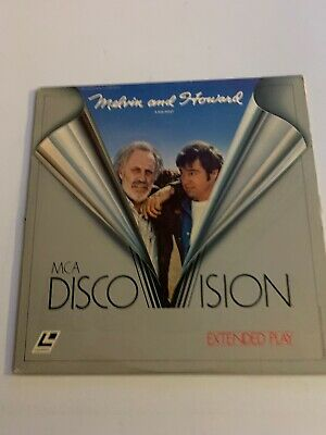 Laser Disc Melvin And Howard +