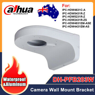 Dahua PFB203W Waterproof Wall Mount Bracket For Dome IP Camera IPC-HDW4433C-A