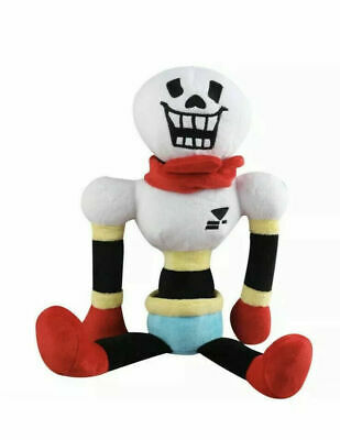 Undertale Plush Toy Stuffed Doll Sans Papyrus cute gift for kids collection item
