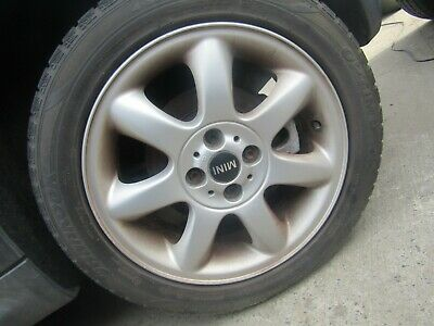 Mini One 1 R56 R57 Alloy Wheels Without Tyres
