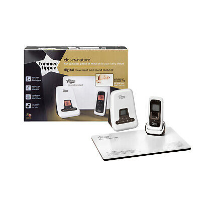 Tommee Tippee Digital Monitor with Sensor Pad