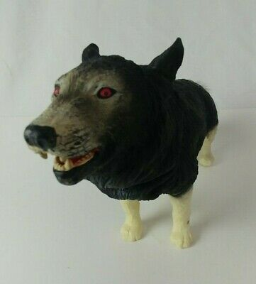 Wow Wee Battery Operated Automated Howling Timber Wolf 1999 Tested! Rare
