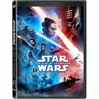 Star Wars: Episode IX - The Rise of Skywalker (DVD 2020)