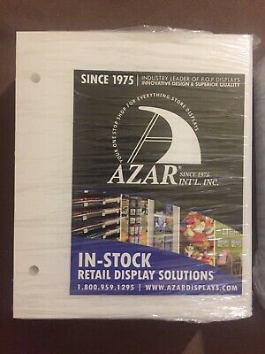 Azar In Stock Retail Display Options