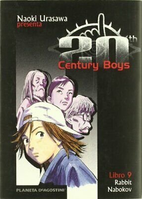 20th Century Boys nº 09/22 (Manga)