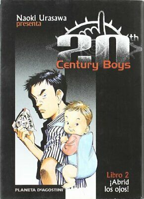 20th Century Boys nº 02/22 (Manga)
