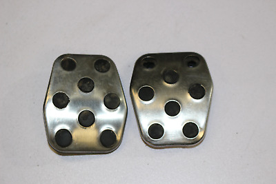 Ford Focus ST MK2 3DR Pedal covers
